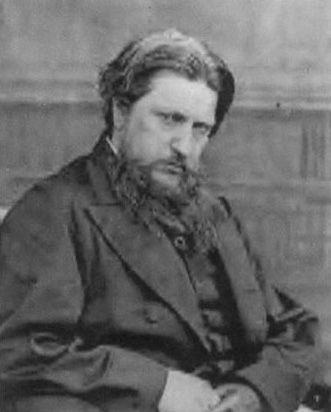 Photograph of Ford Madox Brown