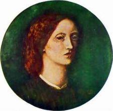Elizabeth Siddal, self portrait