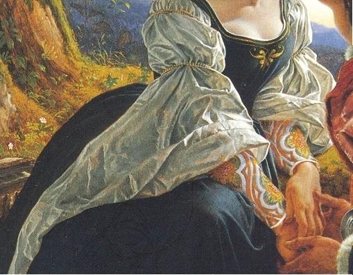 Hesperus detail