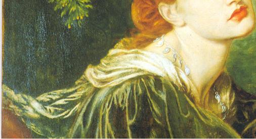 Veronica Veronese detail