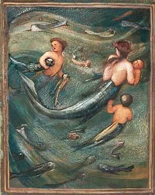 Mermaids in the Deep