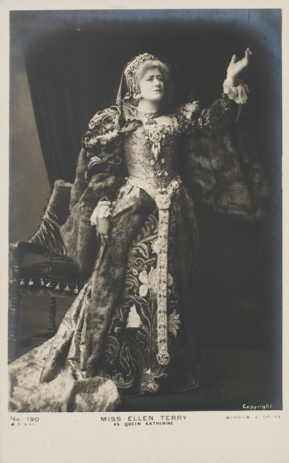 ellen terry queen katherine