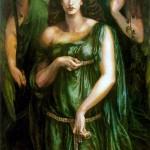 Astarte Syriaca, Dante Gabriel Rossetti. Also see Those Rossetti Lips