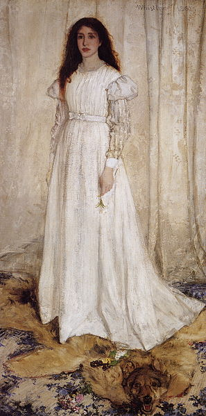 Symphony in White, No. 1, James McNeill Whistler