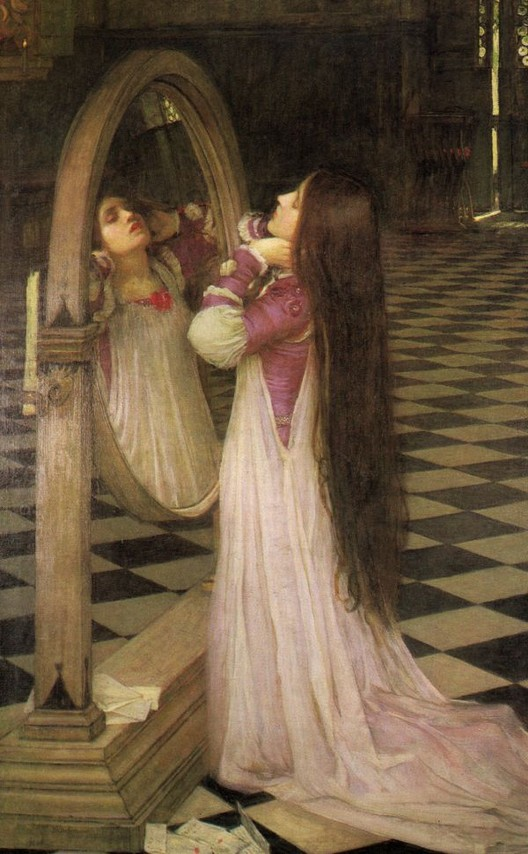 'Mariana in the South', John William Waterhouse