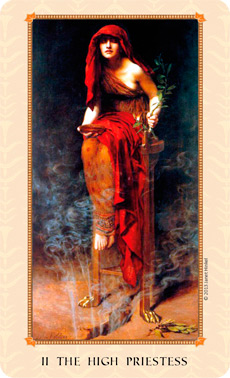 Priestess at Delphi (1891, John Collier)