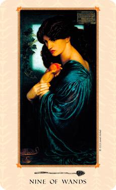 Prosperine (1874 oil version, Dante Gabriel Rossetti)