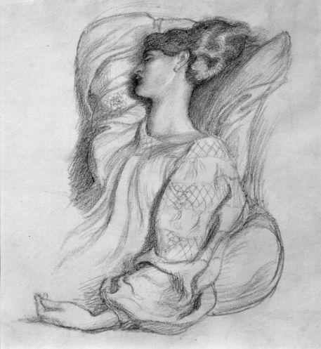 Jane Morris, Dante Gabriel Rossetti