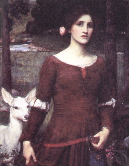 waterhouse_the_lady_clare