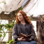 Amy Manson as Lizzie Siddal in Desperate Romantics