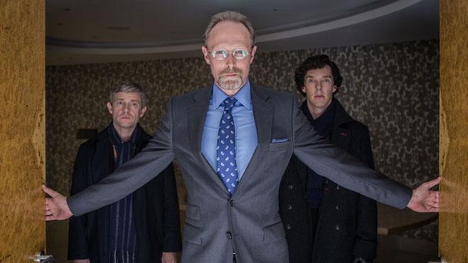 Watson, Magnussen, Holmes