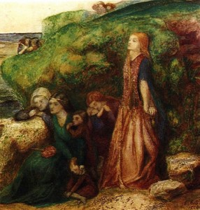 'The Ladies' Lament', Elizabeth Eleanor Siddal