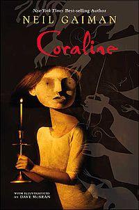 'Coraline', Neil Gaiman