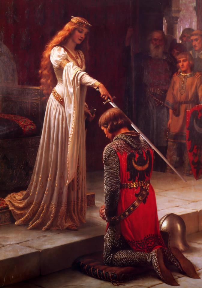 accolade-edmund-blair-leighton