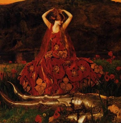'La Belle Dame sans Merci', Frank Cadogan Cowper