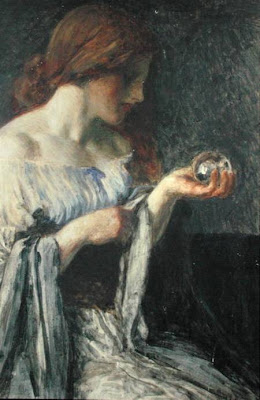 'Crystal Ball', Robert Anning Bell