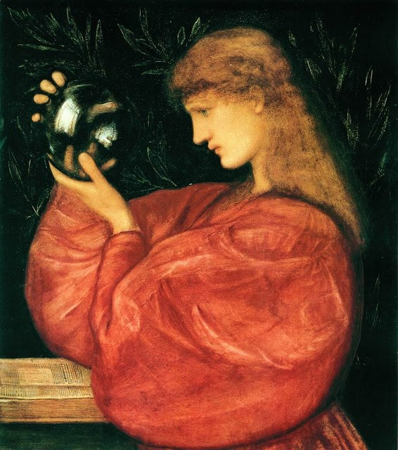 'Astrologia', Sir Edward Coley Burne-Jones