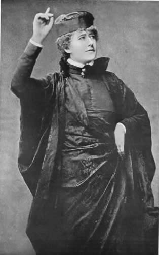 Ellen Terry as Portia