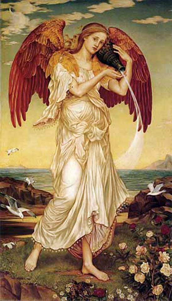 Eos, Evelyn De Morgan (1895)