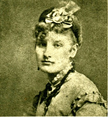 Photograph of Alexa Wilding