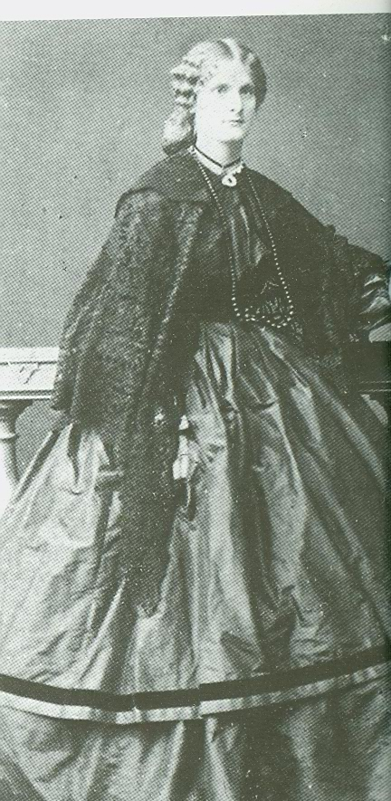 Photograph of Annie Miller