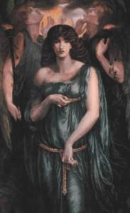 'Astarte Syriaca', Dante Gabriel Rossetti