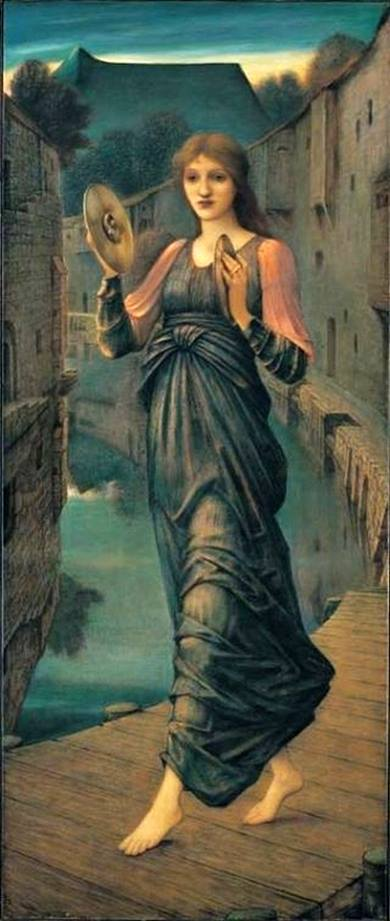'Aurora', Sir Edward Burne-Jones