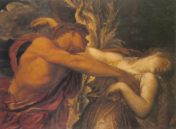 g-f-watts-orpheus-and-eurydice