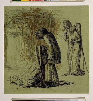 'Ulalume', Dante Gabriel Rossetti. See The Rossetti Archive