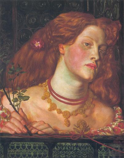 Fair Rosamund, Dante Gabriel Rossetti