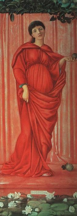 'Autumn', Burne-Jones