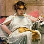 'Cleopatra', John William Waterhouse (1888)