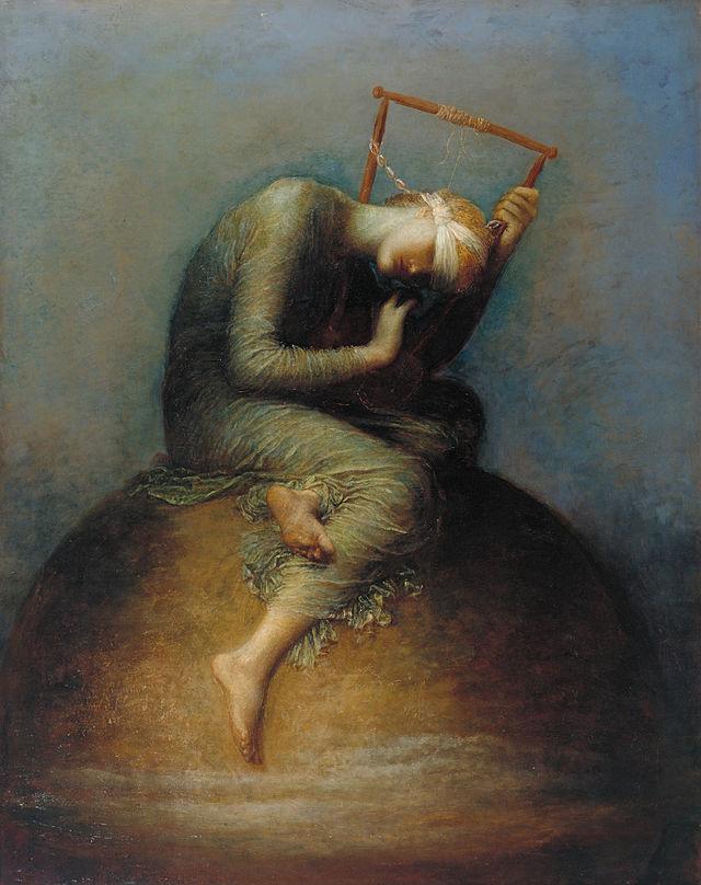 'Hope', G.F. Watts