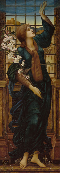 'Hope', Sir Edward Coley Burne-Jones