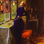 'Mariana', Sir John Everett Millais