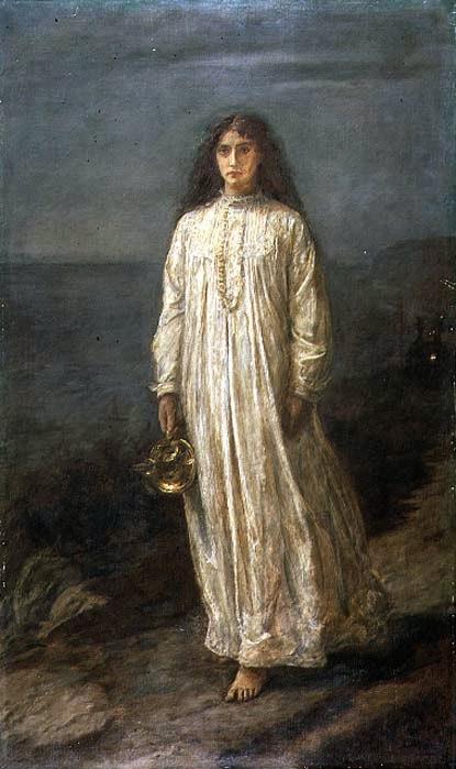 'A Somnambulist', Sir John Everett Millais