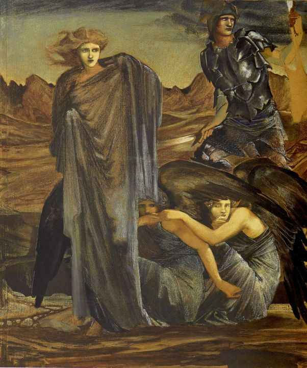 Edward+Burne-Jones+The+Finding+of+Medusa