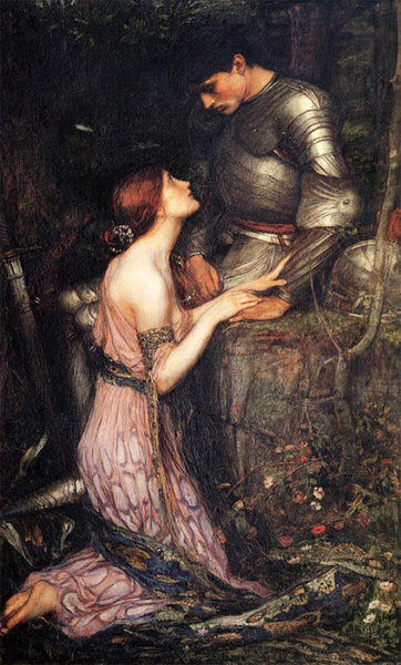 'Lamia', John William Waterhouse