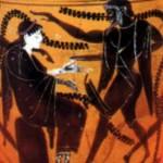 Odysseus und Kirke