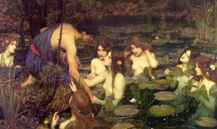 waterhouse-hylas