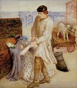 'Found', Dante Gabriel Rossetti