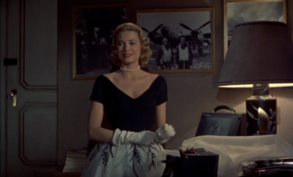 Grace Kelly in 'Rear Window'