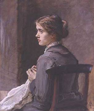 Stitch! Stitch! Stitch!, Sir John Everett Millais