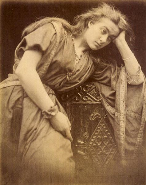 'Mariana', Julia Margaret Cameron