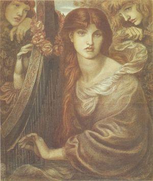 Via the Rossetti Archive