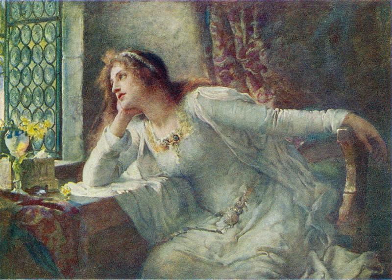 'Mariana', Henrietta Rae