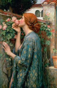 'Soul of the Rose' also often referred to as 'My Sweet Rose', John William Waterhouse