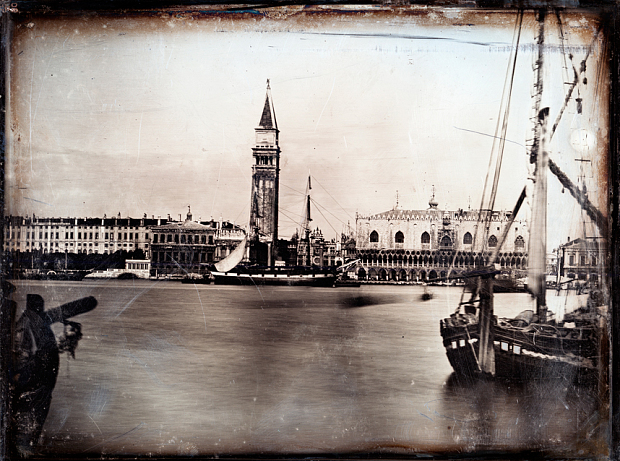Photograph taken in Venice by John Ruskin
