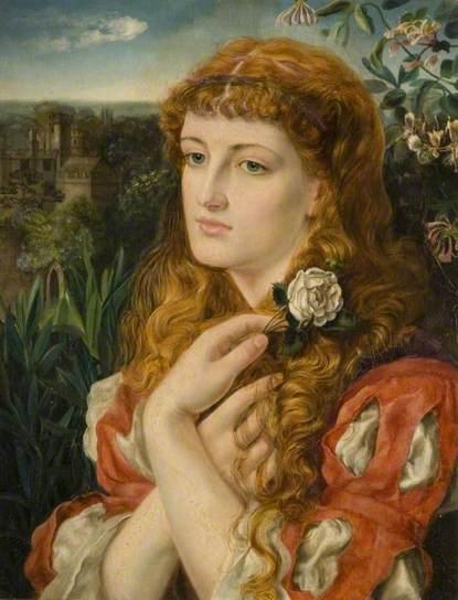 Emma Sandys • Pre-Raphaelite Sisterhood