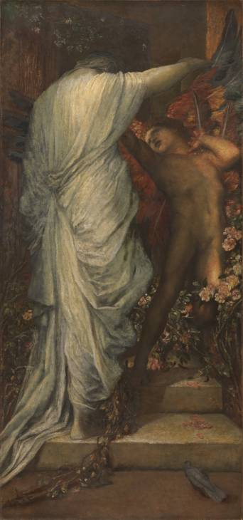 'Love and Death', George Frederic Watts